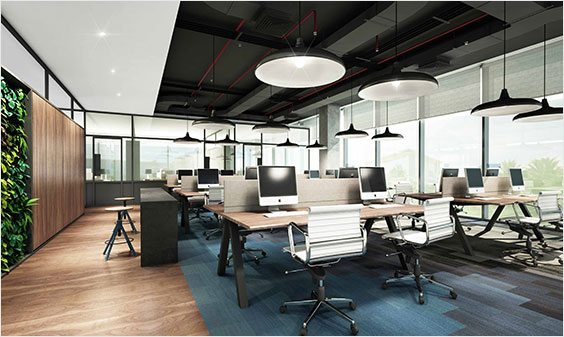 office space in kl sentral